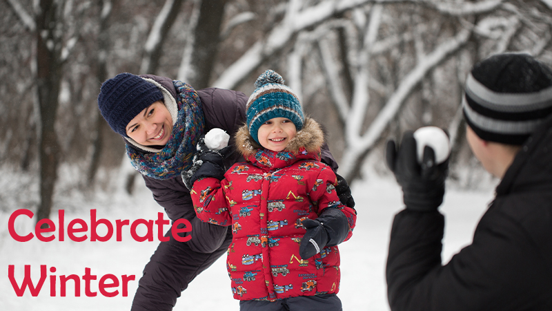 Celebrate Winter the Healthy Way