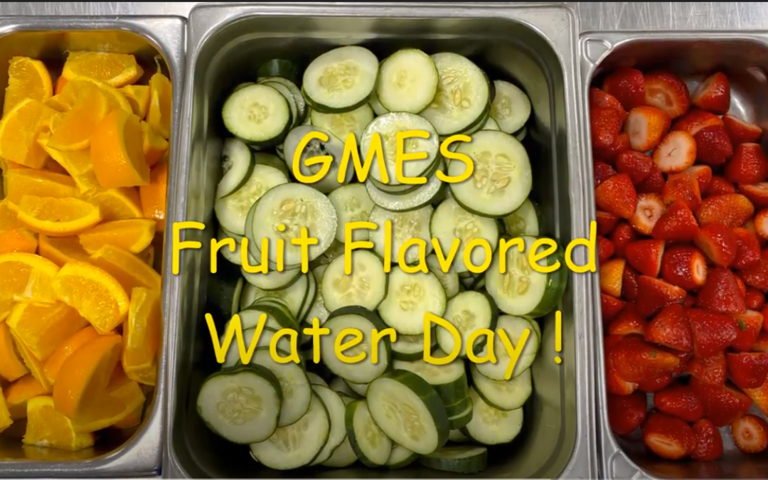 Fruit Flavored Water Taste Test Day